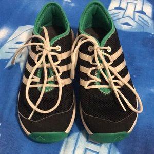 Boys terrex Adidas climacool tennis shoes